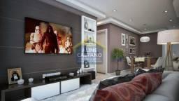 Apartamento à venda com 2 dormitórios em Guilhermina, Praia grande cod:NS111
