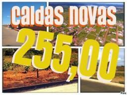 TERRENO EM CALDAS NOVAS (  A PRESTAÇÃO )