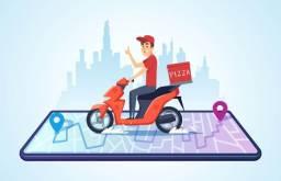 Vaga motoboy e Motogirl com registro em carteira - Inicio imediato