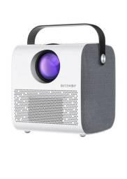Projetor Blitzwolf Vp5 3800 Lúmens Bluetooth Portátil Brasil
