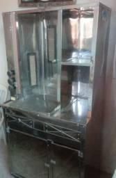 Maquina churrasco grego
