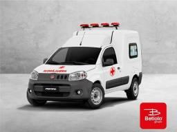 Fiat Fiorino Ambulância 1.4 Flex 2P 4P