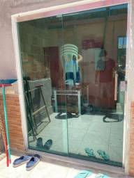 Porta de vidro 2.0 x 1.47