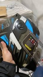 Vendo capacete novo tamanho (60)