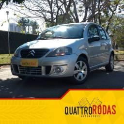 C3 2012/2012 1.6 EXCLUSIVE 16V FLEX 4P AUTOMÁTICO