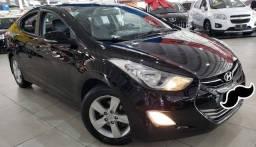 Hyundai Elantra Automatico e Couro 2013 Top