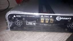 Amprificador taramps 700hp