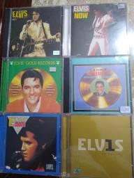 Coletânea 6 CDS Elvis em ótimo estado