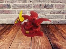 bakugan vermelho