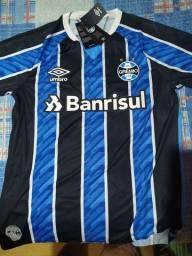 Camisa Grêmio 20/21 Original Umbro
