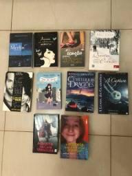 Livros - R$ 5,00 qualquer um