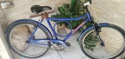 Bicicleta Monark toda filé no precinho tem conversa