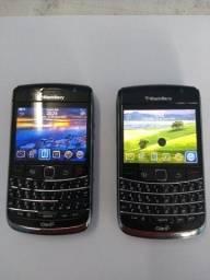 Vendo 2 aparelhos Blackberry usado
