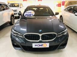 BMW 320i M Sport 2021; Montk Veículos.