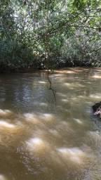 1 alqueire em vianópolis na beira do Rio do peixe