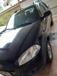 Fiat Strada Working CD 1.4 2012 gás 5°geração