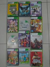 Jogos de XBOX 360 (R$50,00 cada)