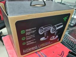 caixa som gamer razer nommo 2.0 chroma 30w rms