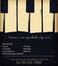 Escolas de Música!