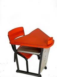 Conjunto cadeira asa delta