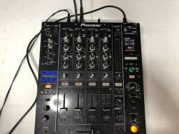 Mixer Pioneer Djm 900 Nexus Preto Original + Brinde