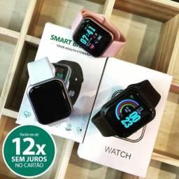 Promoção Relógio Smartwatch Y68/D20 12x sem juros