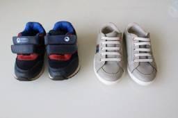 Calçados para bebê, sapatênis e tênis