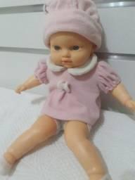 Boneca bebe da Estrela 30cm