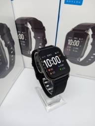 R219 Smartwatch haylou ls02 novo Joinville entrega grátis