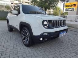 Jeep Renegade 2.0 Turbo Diesel 2021 + 4x4 + 2.000km + garantia de Fabrica + Longitude