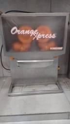 Vendo máquina de espremer laranja 12.300