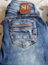 Kit 5 calças femenina