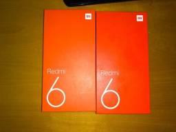 Caixa Redmi 6 (original zero)