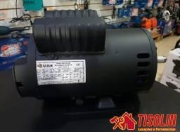 Motor Elétrico para Betoneira monofásico 2cv Baixa Rotação