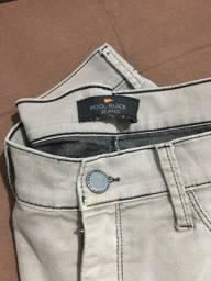 Calça Pool Black jeans 42/44 NOVA