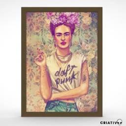 Quadro- Frida Kahlo