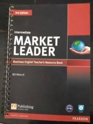 Inglês nível intermediário - livro do professor - Market Leader