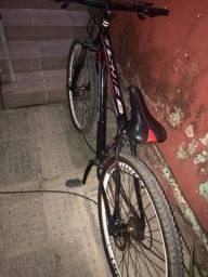 Vendo Bicicleta aro 29 alumínio freio A disco ou troco em ps4