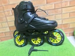 Patins in line is urban n39 parcelo no cartão