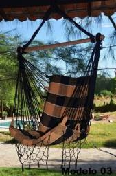 Rede Cadeira De Balanço Descanso Luxuosa