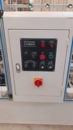 Maquina de Tombar Vidros - Transfer WLF2500D Vertical Tumover Machine