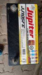 Bateria 100AH QUALIDADE 100% CÓDIGO DE FABRICAÇÃO 08/2020