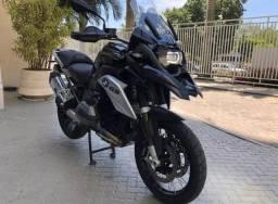 Top Novo Bmw Gs 1200 r Triple Black Espetacular