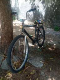 Bicicleta confortável