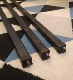 Travessas rack Parati quadrada original VW