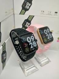 R$119 relógio inteligente F9 novo