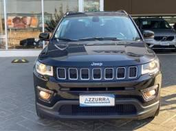jeep compass 2.0 16v flex longitude automatico 2018