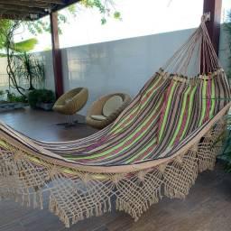Rede De Descanso Dormir Casal Alta Qualidade