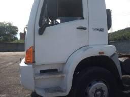Caminhão Agrale 13000 trucado.