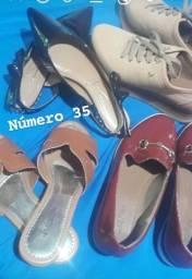Vendo calçados em otimo estado